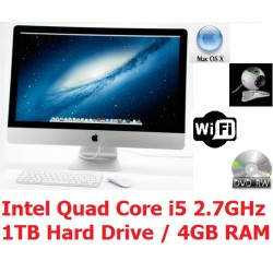 "Apple iMac  27"" i5 Quad Core"
