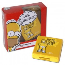 Simpsons Card Reader 59 In 1